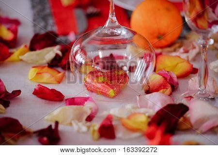 Table Romantic Valentines Day