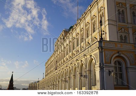 Great Kremlin Palace - one of the Kremlin palaces.