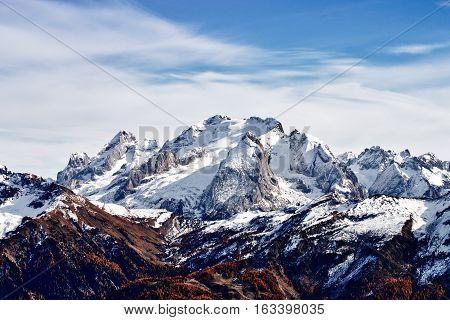 Mountains landscape nature scenery background photo stock