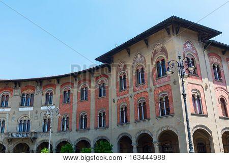 Old Building In Pisa, Italy