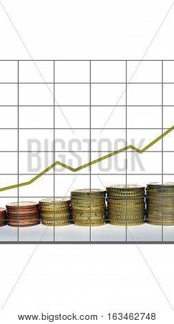 Money Chart - Vertical