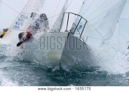 Sailing Through 01