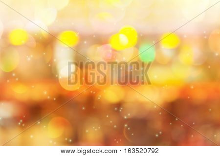 Colourful Shining And Glow Light Fancy Sweet Bokeh
