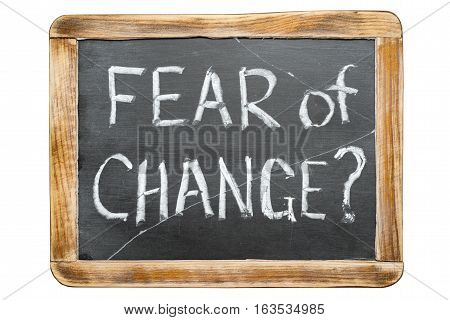 Fear Of Change Fr