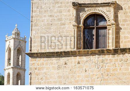 Greece Cyprus Aya Napa the palace of the Monastery (14th century)
