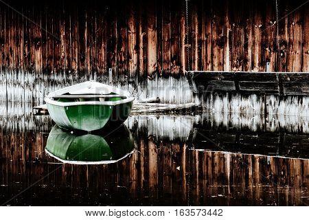 lake cabin boathouse fishing staffelsee harbour marina bavaria mountains