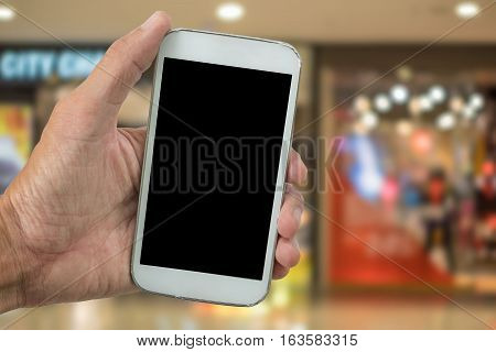 Smartphone and applications shoping with smartphone shoping