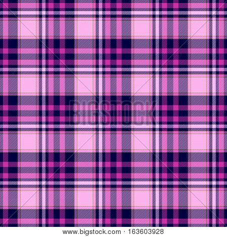 Violet and pink napkin - abstract background