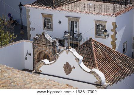 Europe Portugal Algarve Faro Old Town