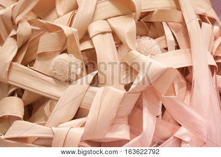 Abstract background of imitation beautiful flower, stock photo