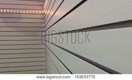 upclose of wall with lines for background