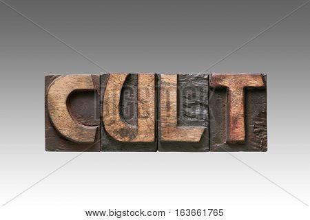 Cult Vintage Type