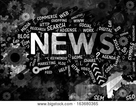 News, Web Development Technology, Design and Presentation, 3D Render