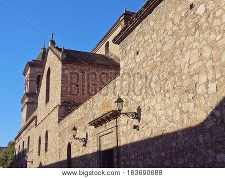 Jesuit Block In Cordoba