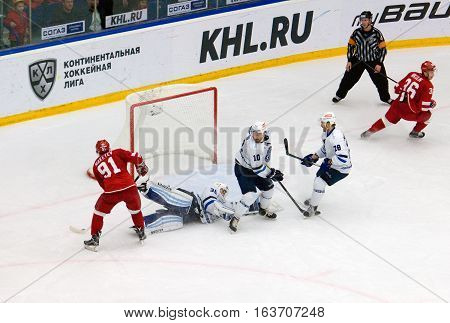 A. Makeev (91) Attack