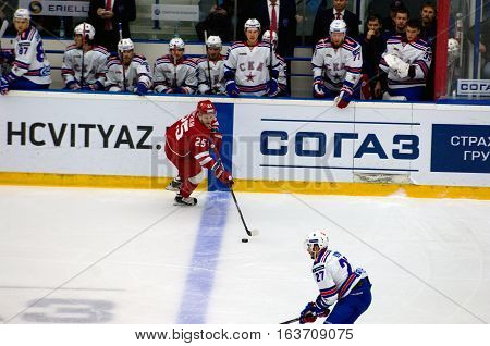 A. Kopeikin (25) In Action