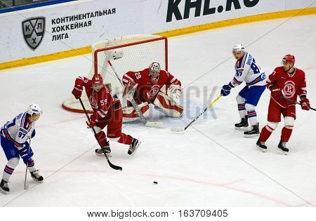 Y. Voronkov (59) Defend The Gate