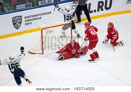 P. Varfolomeyev (66) Score