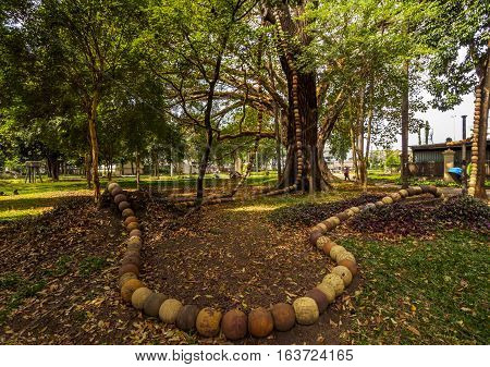 Jardim Da Luz In Sao Paulo