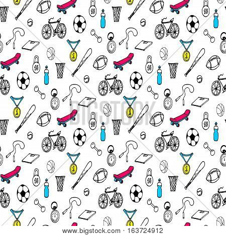 hand drawn style abstract seamless repeat patterns. Doodles seamless pattern abstract texture wallpaper. Line fabric textile backdrop doodles seamless pattern print fashion .