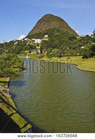 Petropolis In Brazil