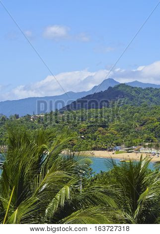 Ilhabela Island, Brazil