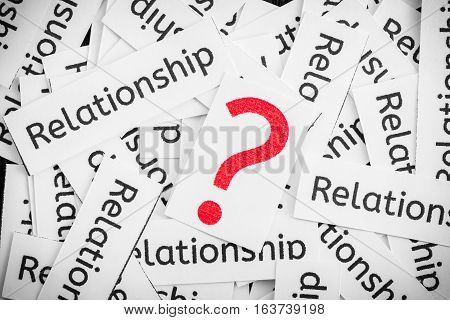 Questions about the Love too many relationship label