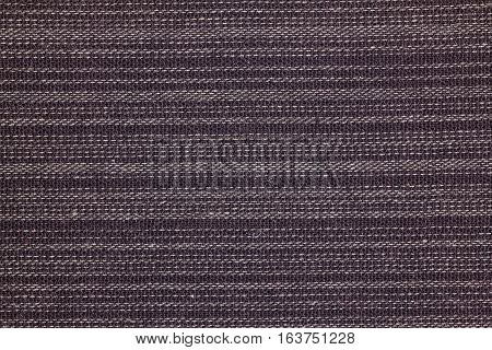 Brown fabric texture pattern or fabric background for design with copy space for text or image.