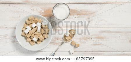 Sugar Filled Breakfast Banner