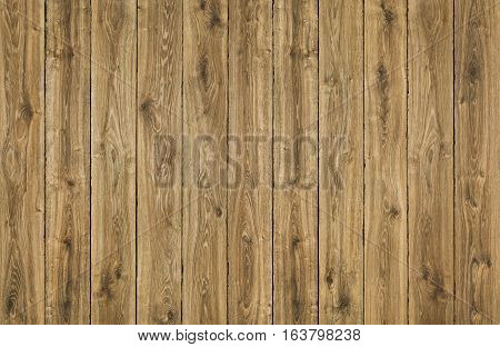 Wood Texture Planks Background Brown Wooden Fence Oak Grain Textured Plank Wall or Floor Pattern