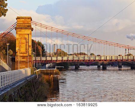 Glasgow Suspension Bridge