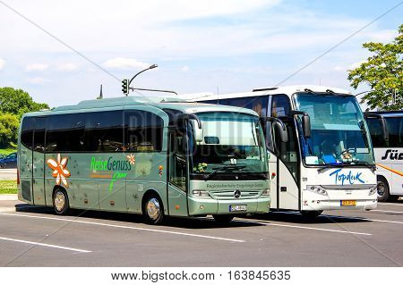 Touristic Coaches