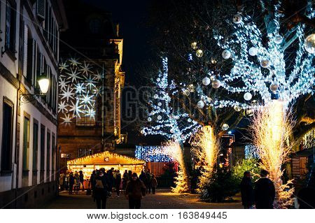 Alsace Christmas Market Best In Strasbourg