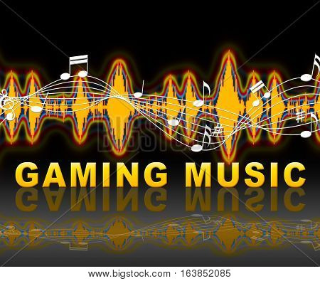 Gaming Music Includes Online Games Song Tracks