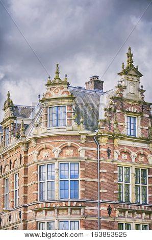 Photo of the Architecture of NetherlandsAmsterdam Europe