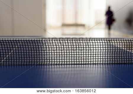 Black Ping Pong Tabletennis Net