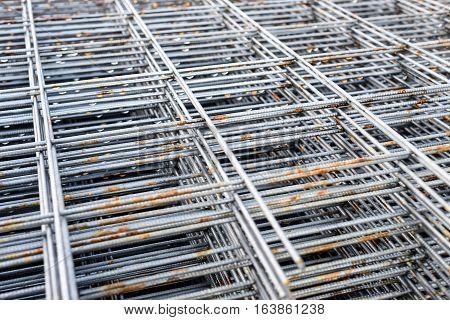 Metal Concrete Reinforcing Rods