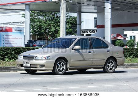 Private Car, Nissan Sunny.