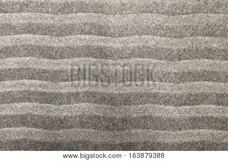 Background Pattern Horizontal Gray Textured Sheet of Paper Folded with Copy Space for Text and Other Decorative Elements.