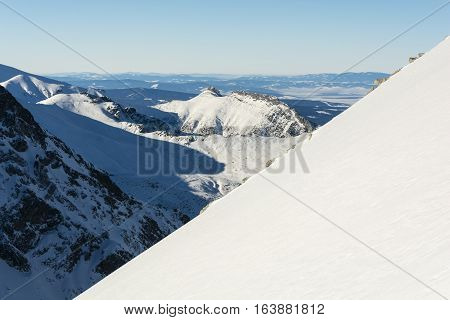 Giewont - The Summit In Poland.