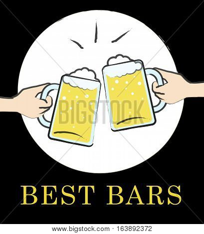 Best Bars Showing Top Pubs Or Taverns