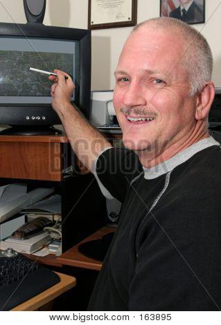 Happy Meteorologist