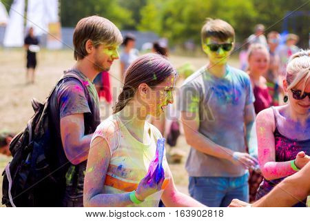 Happy Holi Fest