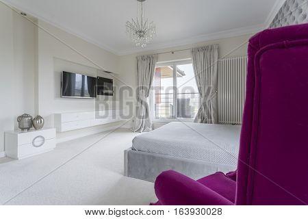 Cozy Bedroom Interior