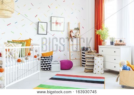 Baby Room With Dresser