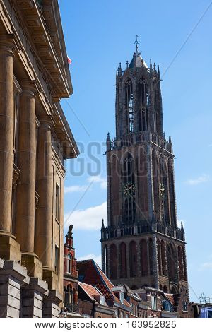 St Martin's Cathedral Of Utrecht