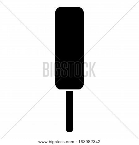 Ice lolly icon. Simple illustration of ice lolly vector icon for web