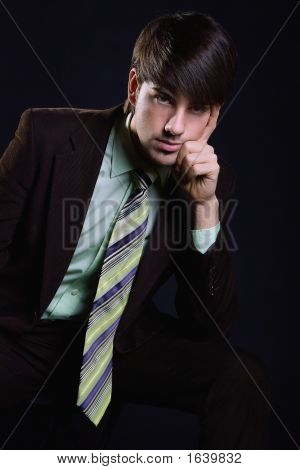 Young Business Man