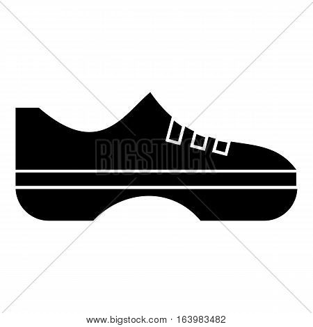Women sneakers icon. Simple illustration of women sneakers vector icon for web