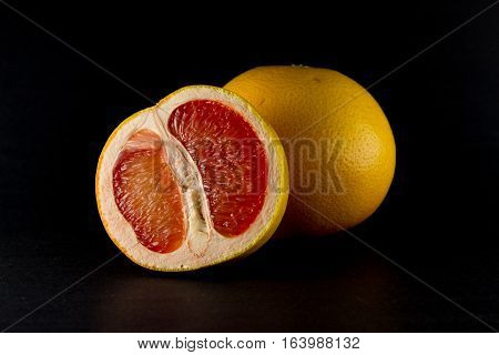 grapefruit  fruit citrus c vitamin vegetable eat  healt winter orange white black flu